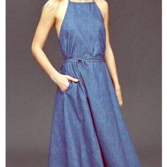 Jones New York Dresses & Skirts - Denim Wrap Dress